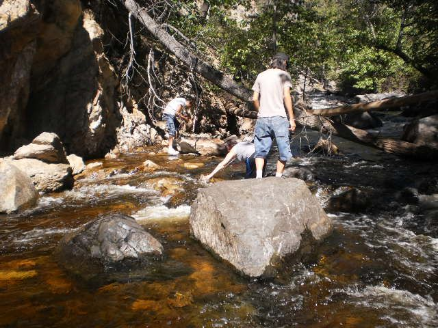 Deadman Creek  Deadman River Valley, British Columbia, Canada