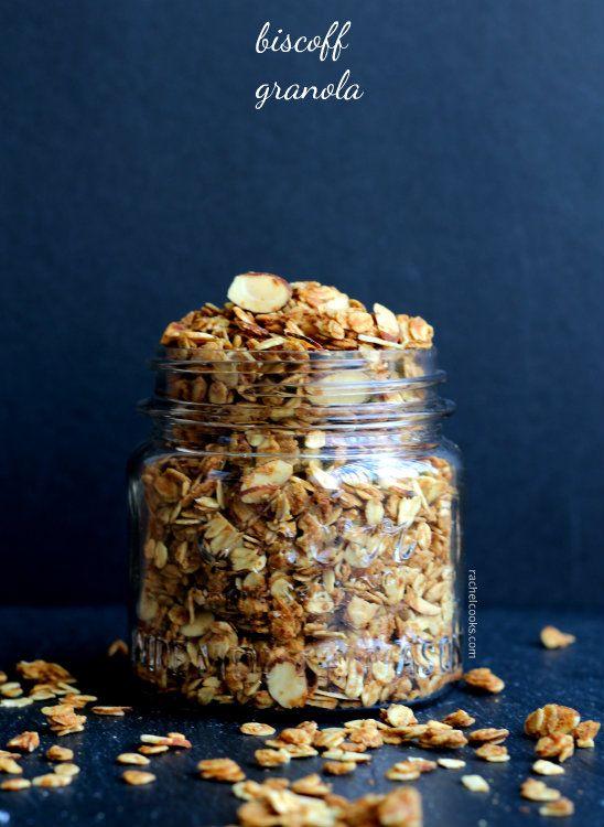 Easy tasty granola recipe