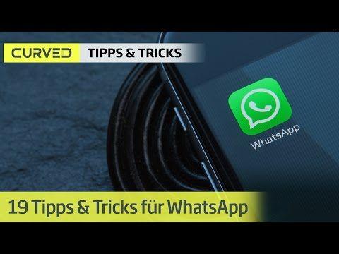 19 WhatsApp Tipps & Tricks, die Euer Leben erleichtern [2015] - YouTube