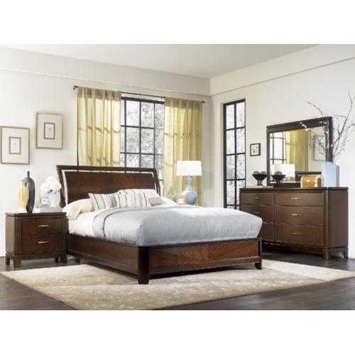 Boulevard Queen Platform Bedroom Suite