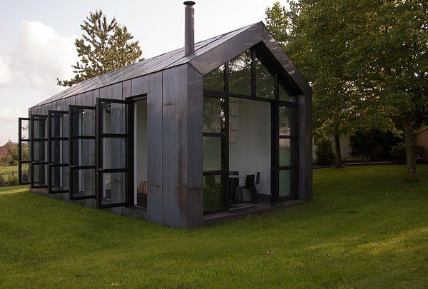 Gästehaus Weidingen. AXT Architekten. Weidingen, Germany.