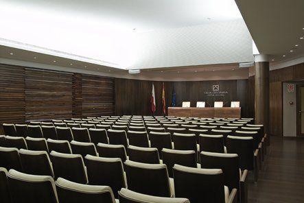 Sala de Conferencias del CASYC