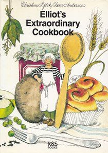 Elliot's Extraordinary Cookbook: Cristina Bjork, Lena Anderson, Joan Sandin: 9789129596588: Amazon.com: Books