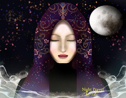 "Check out new work on my @Behance portfolio: ""Night Prayer"" http://be.net/gallery/57642109/Night-Prayer"