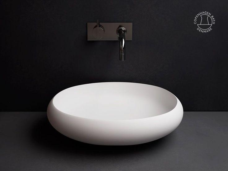 Waschbecken: Ardea rund Waschbecken