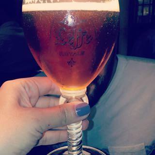 Perfect serve 🍻🔝🌪 #leffe #esperienzaleffe #perfectserve #vortice #caliceleffe  #lefferoyale #top #beer #specialty #areameeting #areasud #roma #cincin #cheers