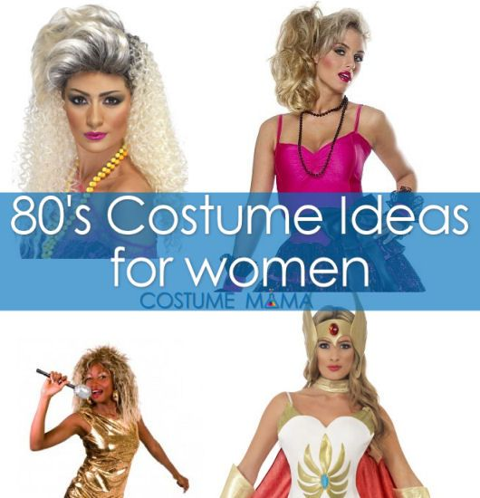 Needing some fancy dress inspiration for an 80's theme. Check out our favourite 80s Fancy Dress Ideas for Women.