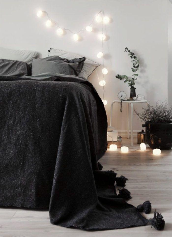 Inred med ljusslingor i sovrummet – 7 tips | ELLE Decoration