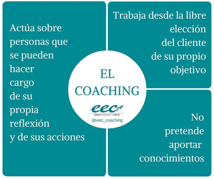 ¿Cómo hacemos #coaching? ¿Cuáles son tus principios a la hora de trabajar como coach?