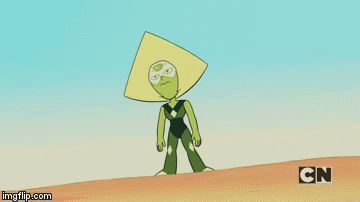 Steven Universe Think like a monster peridot<<<<<< peridot is secretly perifrog