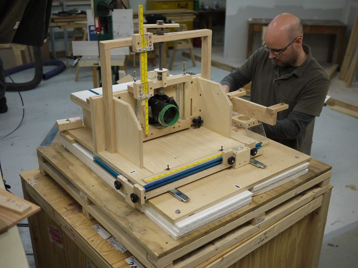 17 Best Ideas About Homemade Router Table On Pinterest