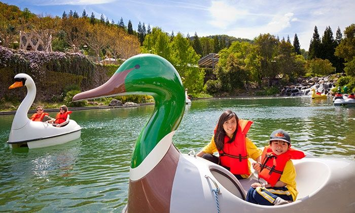 Gilroy Gardens - Gilroy: $70 for Two Admissions to Gilroy Gardens ($110 Value)