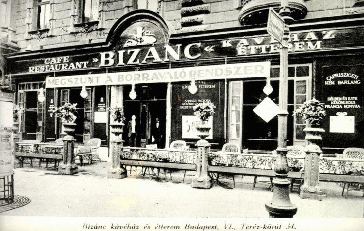 Ezek a helyek voltak Budapest kávéházi kultúrájának központjai | 24.hu