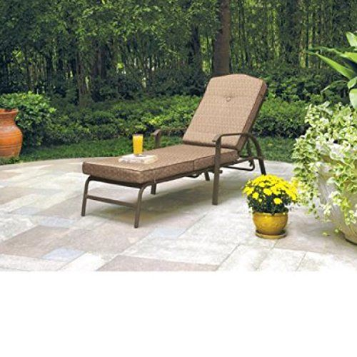 Mainstays Wentworth Chaise Lounge After A Long Day At The Office Or Running  Errands, You. Woodland HillsGarden ProductsOutdoor ...