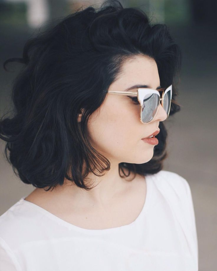Best 25 Wavy black hair ideas on Pinterest