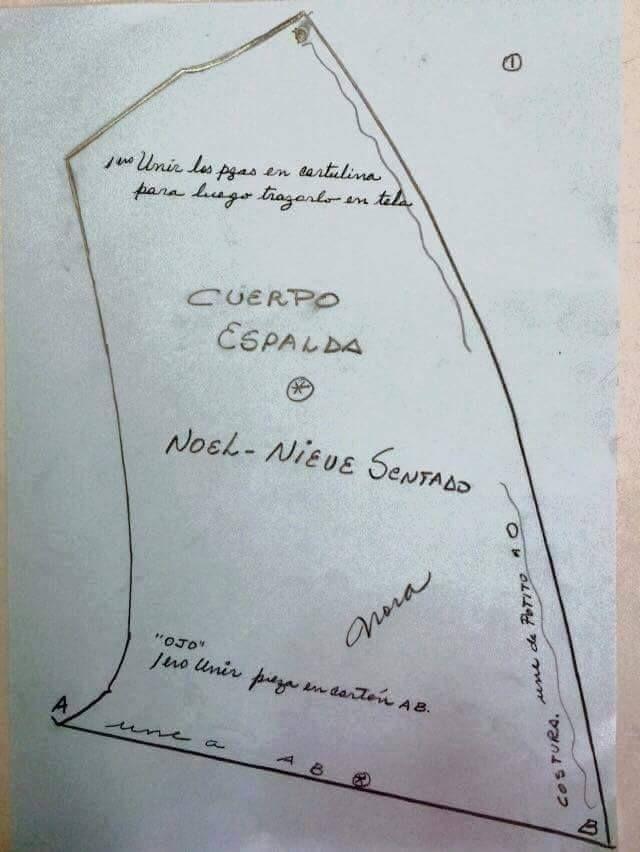patron muneco papa noel tela (2)