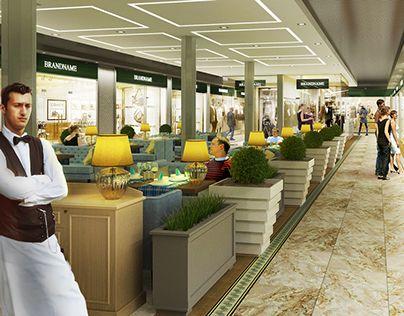 """Check out new work on my @Behance portfolio: """"AV mall"""" http://be.net/gallery/50213377/AV-mall"""