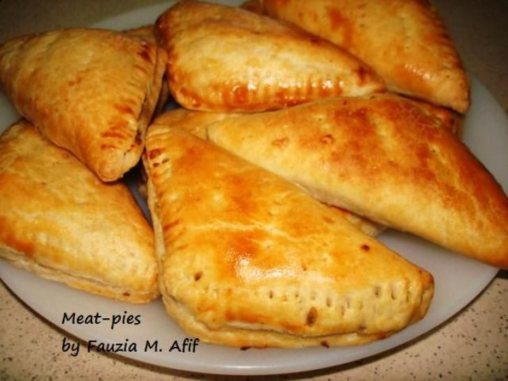 Meat Pies   Fauzia's Kitchen Fun