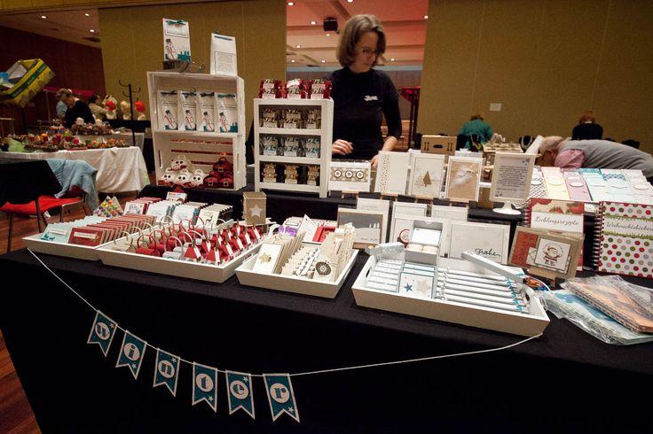 Janas Bastelwelt - Unabhängige Stampin' Up! Demonstratorin: Kreativ- und Adventsmarkt in Werl