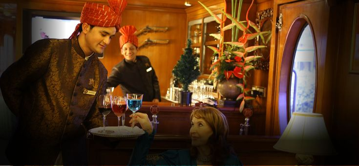 Get information on Maharajas Express services and packages, expertise, quality standards, 24 * 7 Service offices.