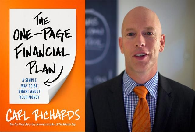 The 1 Page Financial Plan: 10 Tips For Getting What You Want From Life