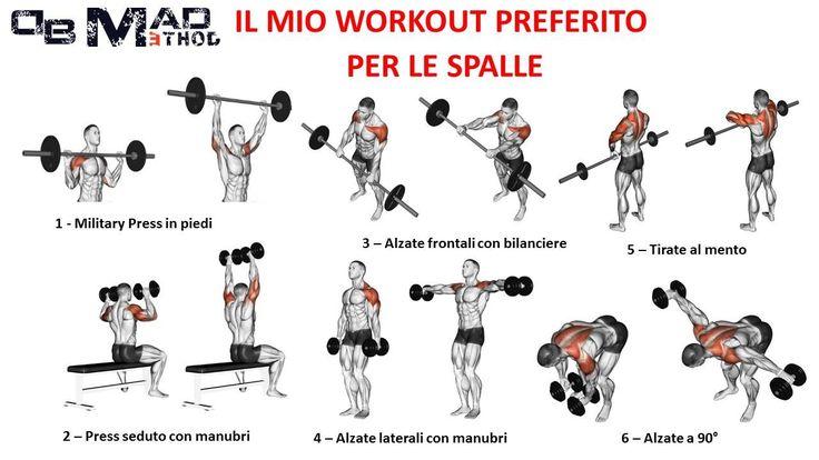 Facciamo esplodere le spalle! Vuoi ottenere il massimo? www.danielebertaggia.it #personaltrainer #Rovigo