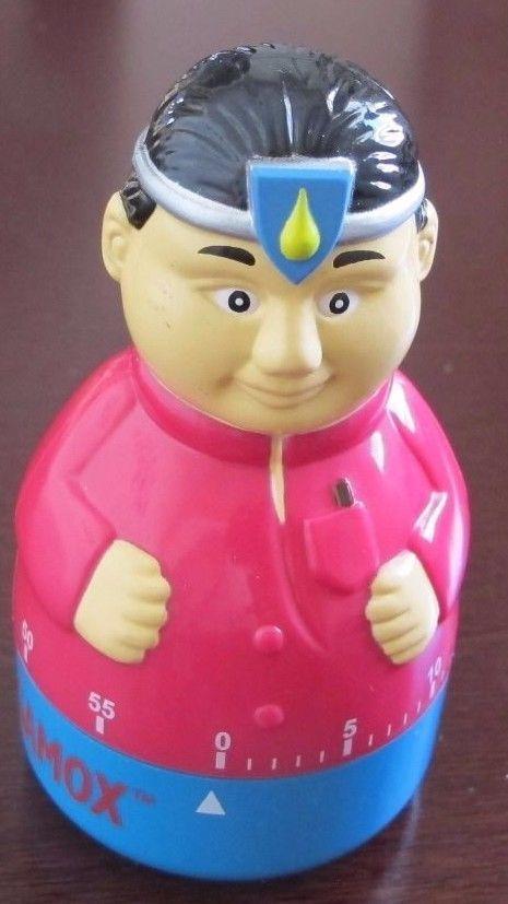 Asian Doctor Physician Kitchen Timer Vigamox Manga Anime