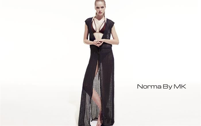 Norma By MK Knitted Cecilia Dress #normabymk #beachfashion #beachdress www.normabymk.com