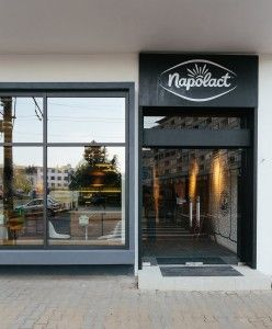 Magazinul Napolact din Cluj