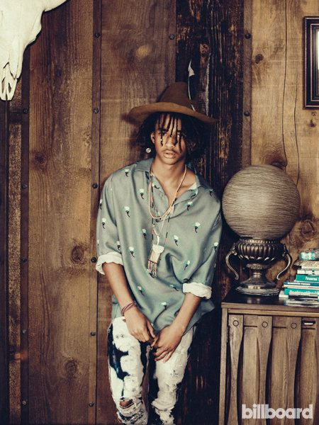 Jaden Smith billboard 2015