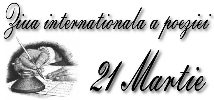 """Astazi este Ziua Internationala a poeziei. Mai multe despre acest eveniment, dar si despre initiativa """"Plateste cu o poezie"""", aflam din materialul urmator realizat de Oana Ciuca Lazar:"""
