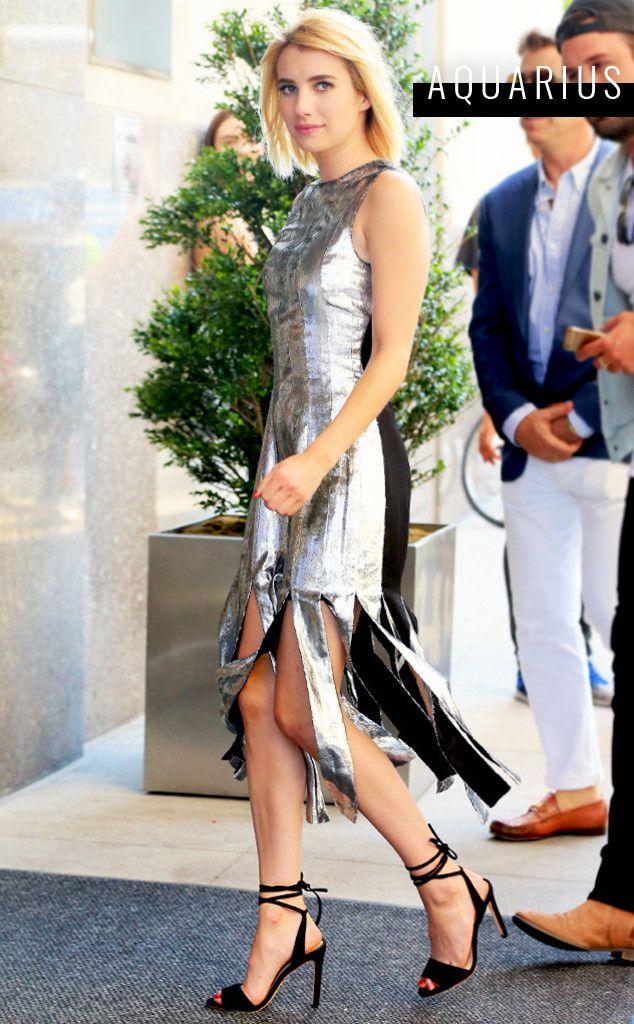 Emma Roberts: October 2016 Horoscopes