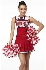 Ebay.co.uk Ladies Glee Cheerleader School Girl Fancy Dress Uniform Party Costume Outfit 307