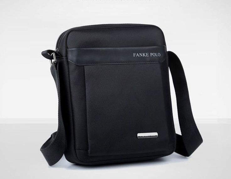 New Collection waterproof men casual oxford fabric commercial messenger bag