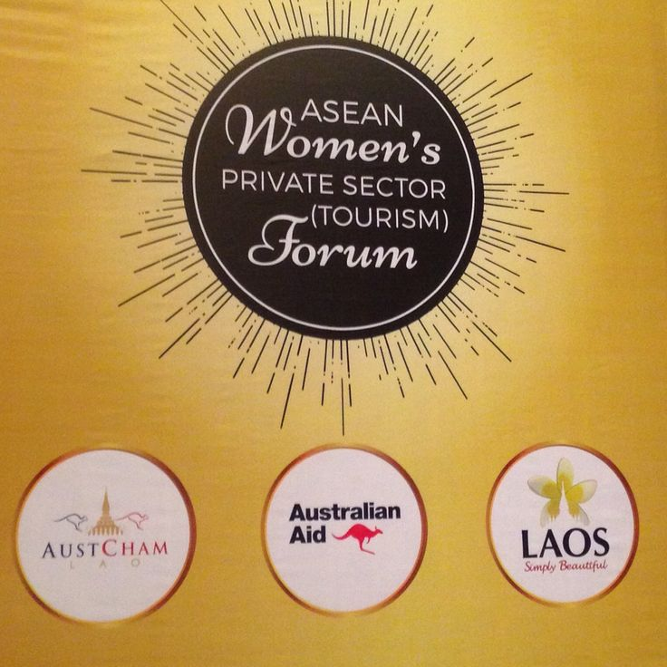 Fantastic to be at the ASEAN women's private sector tourism forum in #vientiane #laos. Hearing from some inspiring business people including Google's Jennifer Villalobos, Lonely Planet's Noirin Hegarty, and Facebook's Gap Kim. And meeting women in business from across Asia. Thanks to Australia in Laos and AusCham Laos for organising. #ASEAN #aseanwomen #asia #networking