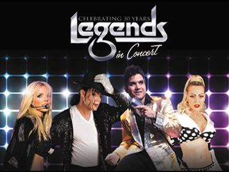 There's only one way to see icons of the Las Vegas Strip like Elvis and Tom Jones stand on the same stage with Britney Spears, Lady Gaga and...
