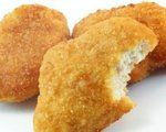 Homemade frozen chicken nuggets! How convenient and easy!