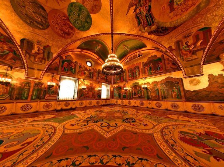 Московский Кремль. Грановитая палата, Теремной Дворец, Трапезная | 243 фотографии