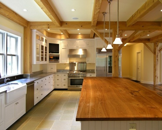 Find This Pin And More On Kitchen Islands By Melissakyoung. Modern Farmhouse  Exteriors Design, Pictures ...