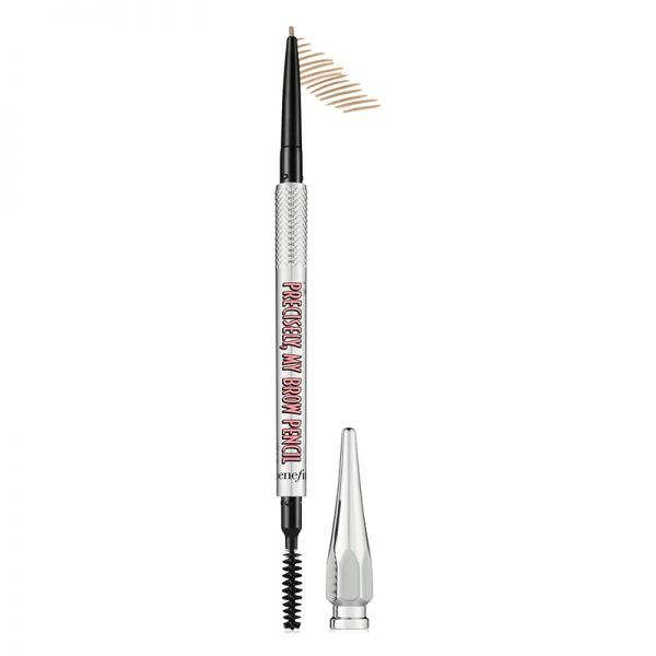 - This highly pigmented pencil includes a very slim tip to transform your eyebrows in just a few swipes. Fill in sparse areas to add volume and definition.
