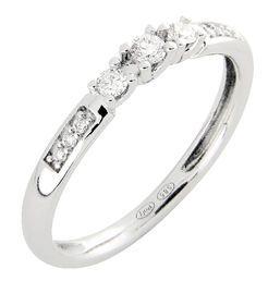 Paletti Jewelry - Amelie (timanttisormus, K100-405VK) NordicJewel.fi