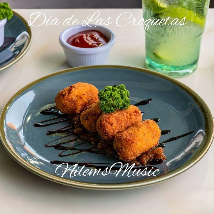 """14 Me gusta, 1 comentarios - NilemsMusic (@nilemsmusic) en Instagram: """"CROQUETAS #croqueta #food #foodie #croquetas #foodporn #gastronomia #instafood #receta…"""""""
