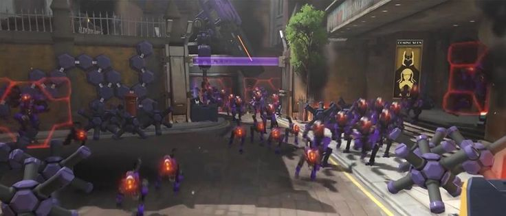 They did it again [MvM PvE Mode in Overwatch] #games #teamfortress2 #steam #tf2 #SteamNewRelease #gaming #Valve