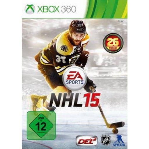 NHL 15  X-Box 360 in Sportspiele FSK 12, Spiele und Games in Online Shop http://Spiel.Zone
