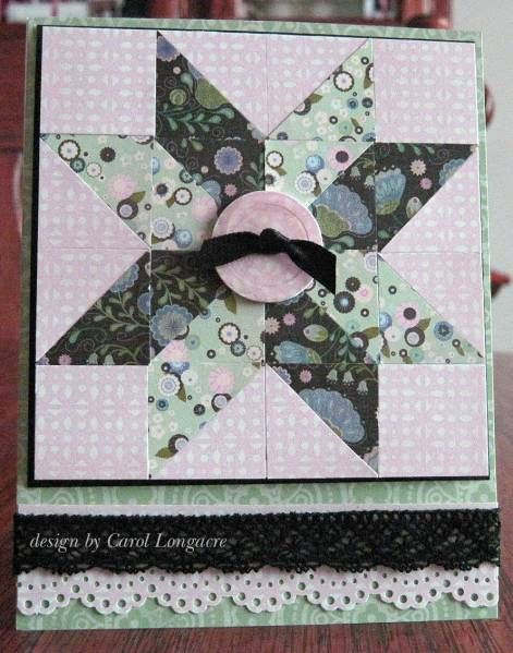 349 best Quilt Cards images on Pinterest | Cards, Handmade and Paper : quilted cards - Adamdwight.com
