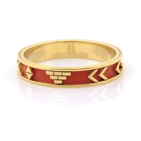 House of Harlow - Azetec Bangle Coral  Was $99 Now $59