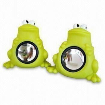 Portable Frog Shaped USB Speakers