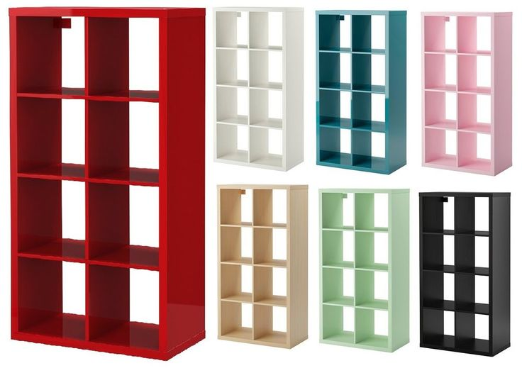 19 best shelving unit images on pinterest shelving units for Ikea backless bookcase