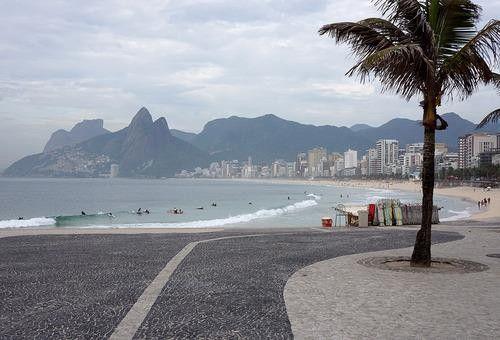 Rio's affordable Hotel Arpoador Inn