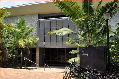 CQUniversity Library - Rockhampton